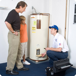 Water heater repair tampa bay